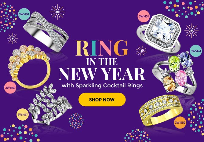 Cocktail Rings 2017 Holiday