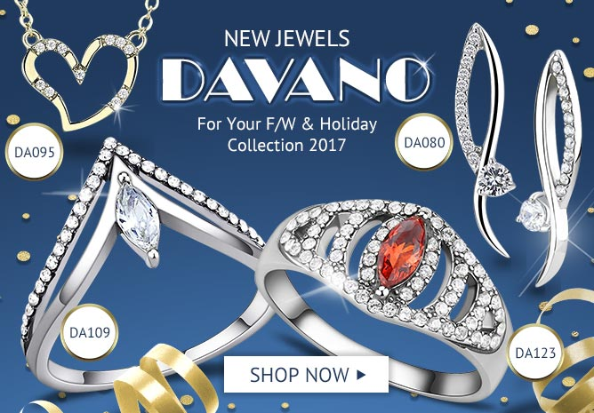 DAVANO New for FW/Holiday