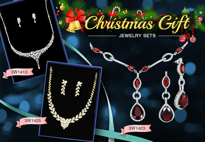 Christmas Gift Ideas Jewelry Set